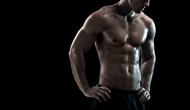 мужчина с нормальным уровнем тестостерона
