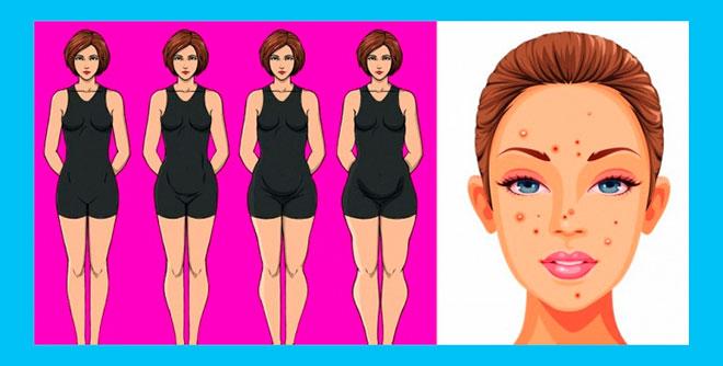 главные симптомы гормонального сбоя у женщин