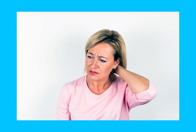 расстроенная женщина 40 лет
