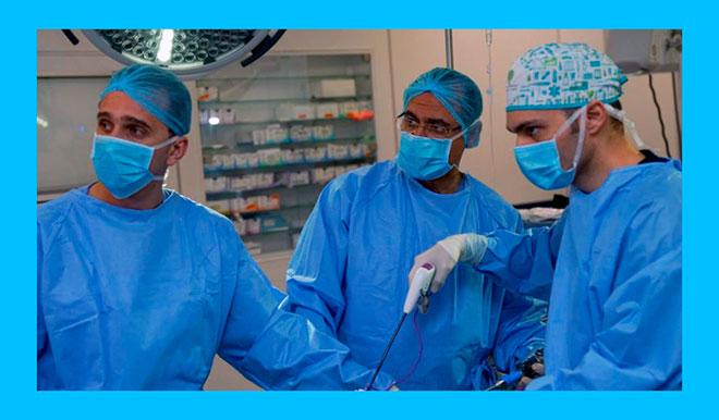 лапароскопическая операция аденомиоза матки
