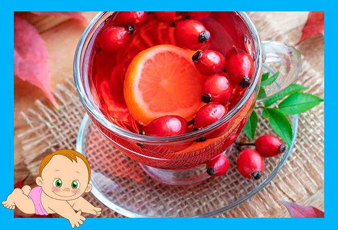 лечебный чай от простуды