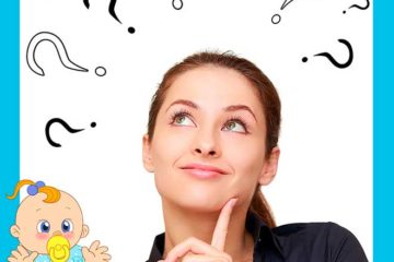женщина задумалась о беременности